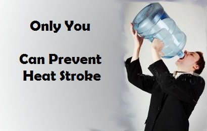 prevent heat stroke